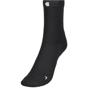 Bauerfeind Run Ultralight Mid Cut Socks Women, nero